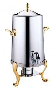China Coffee pods and juice pods Coffee urn with brass leg on sale