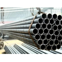SCH160 ASTM A53 / A53M Seamless Steel Tube For Ship Building Repairing