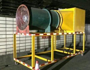 China Movable electrostatic precipitator on sale