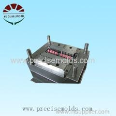 China Connector mould Plastic connector socket mold on sale