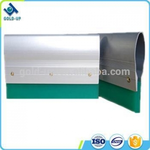 China Shanghai Gold-up made screen printing aluminum squeegee handle/squeegee holder on sale