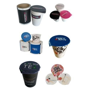 China Cup Sealing Film on sale
