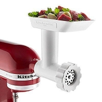 KitchenAid (CERTIFIED REFURBISHED) FGA Food Grinder Attachment for Stand Mixers