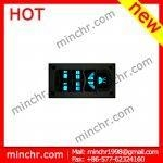 China membrane switch with LCD on sale