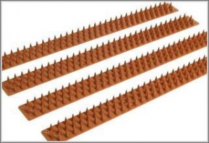 China Plastic Wall Spikes - plastic roller wall spikes and rotating spikes on sale