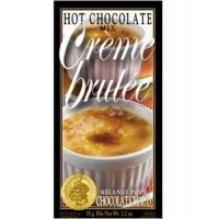 China Gourmet Foods Individual Serving Creme Brulee Hot Chocolate on sale