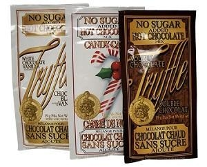 China Gourmet Foods No Sugar Added Hot Chocolate Mixes on sale