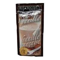 China Gourmet Foods Gourmet Village French Vanilla Hot Chocolate Mix on sale
