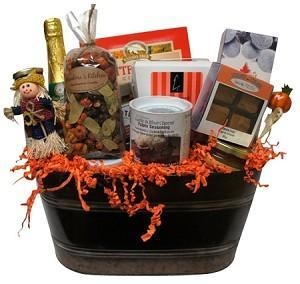China Gift Baskets Fall Harvest on sale