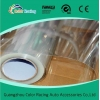 China Anti smashing clear safety film 8mil thickness with size 1.52x60m for sale