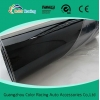 China Professional Auto Sunroof Protective Parts Glossy Black Car Roof Tint Film for sale