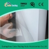 China PVC material and soft hardness PVC self adhesive waterproof glassppf3m paint protection film for sale