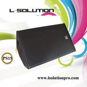 China PS15 full range pro audio DJ sound speaker / monitor on sale