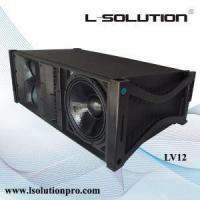 China LV12 EV Stlye Passive Audio Line Array System on sale