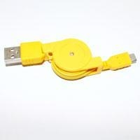 China Retractable mini usb cable on sale