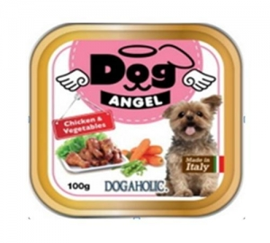 China Dog Ange (Chicken&Vegetables) on sale
