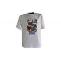 T-shirts - White Sublimation Round Neck T-shirts - Childrens