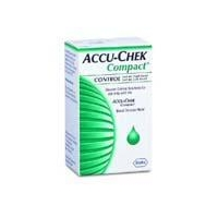 Accu-Chek Compact Hi/Lo Control Solution