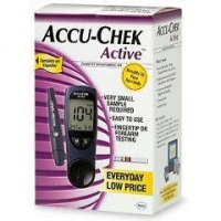 Accu-Chek Active Blood Glucose Monitor Kit