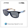 China Classic pattern water transfer wayfarer sunglasses for sale