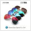 China Polarized best mirrored Aviator Sunglasses for sale