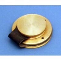 China Plumbing & Pumps Nauta Flexible Tank Fitting - NPT Brass with Cap - 3/4 on sale