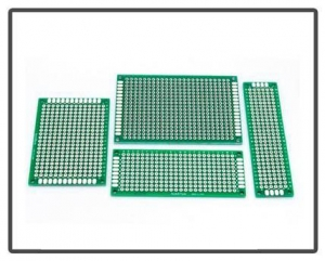 China 5x7 4x6 3x7 2x8 cm double Side Copper prototype pcb Universal Board electronic diy kit PCB on sale