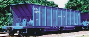China KM70 Coal Hopper Wagon on sale