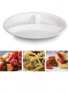 China Microwave Divided Plate, 8128 on sale