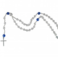 China Crystal Rosary Beads on sale
