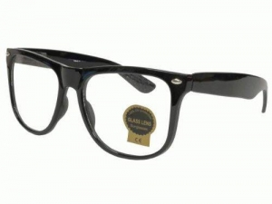 China Classic Wayfarer Nerd Glasses on sale