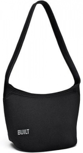 China BUILT Hobo Shoulder Lunch Tote (Black) on sale