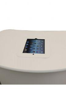China 60 + VAT - Flush Desk Mounted iPad Unit on sale