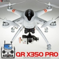 MultiRotors Product Code:WALKERA-QR-X350-PRO-RTF-FPV-F12E