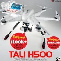 MultiRotors Product Code:WALKERA-TALI-H500-W-FPV-ARTF