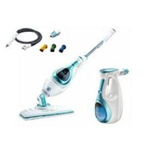 China Black & Decker Steam Mop with Dustbuster FSMH1621 on sale