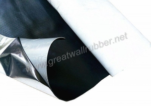 China GW6003 Self-adhesive Waterproof Rubber Sheet on sale