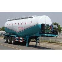 40 m3  64 m3 Bulk cement powder tank semi trailer,tanker