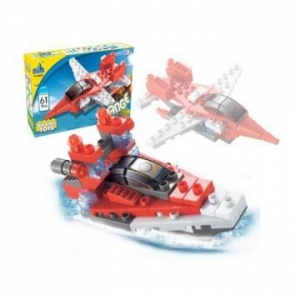 China Block Flying Helicopter Toy and Ship on sale