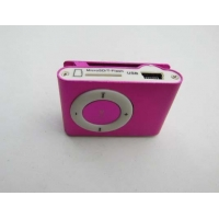 China Mini clip MP3 player on sale