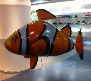China RC Flying Fish on sale