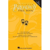 Abalone Products The Real Little Ultimate Broadway Fake Book