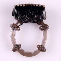 China Sex Ring Vibrator, Vibrating Penis Ring, Vibrating Condom, Vibrating Cock Ring on sale