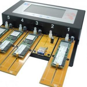 China PCIe Duplicator Hard Drive Duplicator on sale