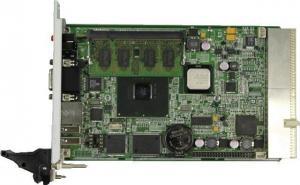 China cPCI-SBC02 Intel Atom Processor Single Board Computer on sale