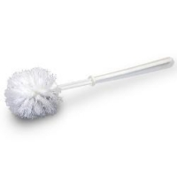 China CleanSource 14 White Toilet Brush on sale