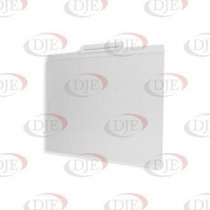 China Signage & Sign Holders 8H X 11W Slat Acrylic Sign Holder - Clear on sale