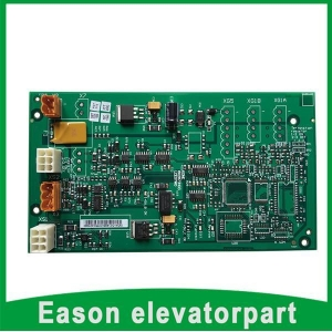 China OTIS escalator control board ECB-II GCA26800AY1 on sale