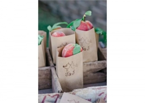 China Kraft Paper grocery bags on sale