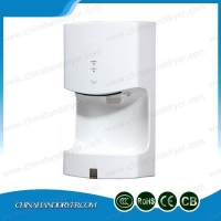 China Hygiene Ultra Fast Electric Hand Drier High Power 110m/s Energy Efficient Best Commercial Hand Dryer on sale